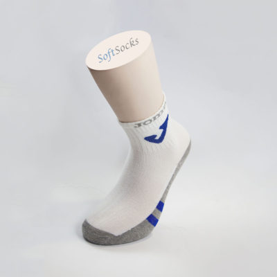 Sports Socks with Custom Logo and Colored Feet