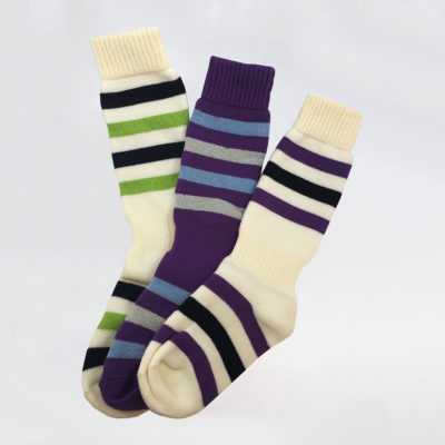 Ski socks wool