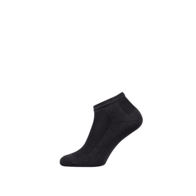 Breathable Women's Cotton Ankle Socks Graphyte