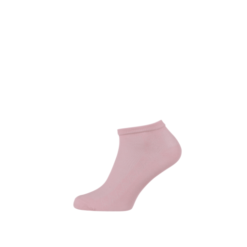 Breathable Women's Cotton Ankle Socks Misty Rose