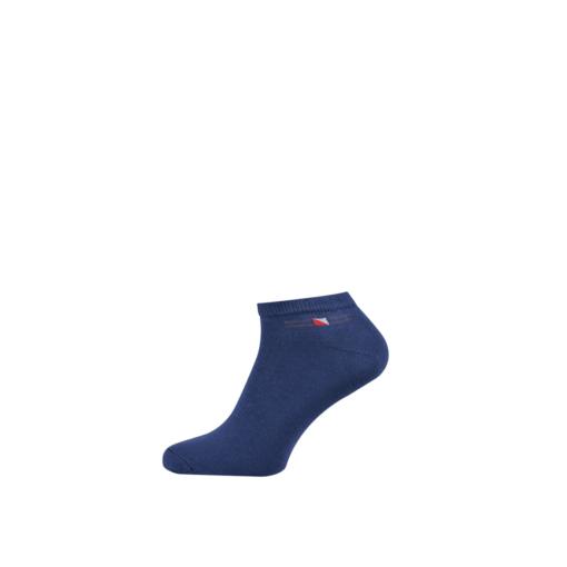 Light Ankle Socks Navy Blue