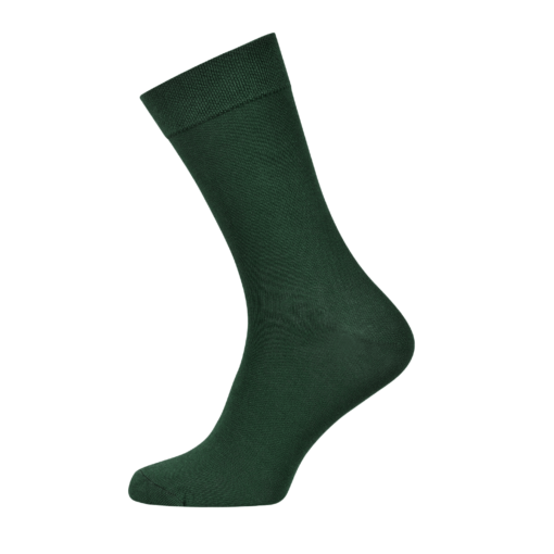 Mens Combed Cotton Socks Dark Grey